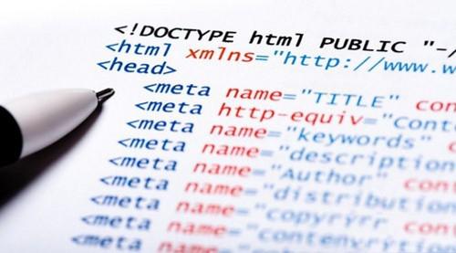html代码认识