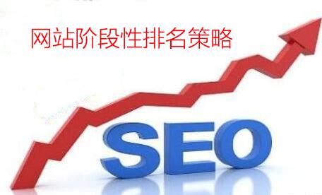 网站不同阶段的SEO优化排名策略